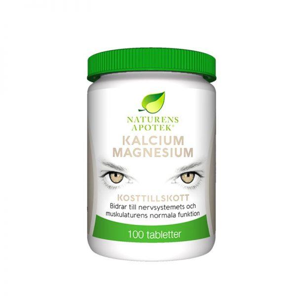 magnesium och d vitamin tillsammans